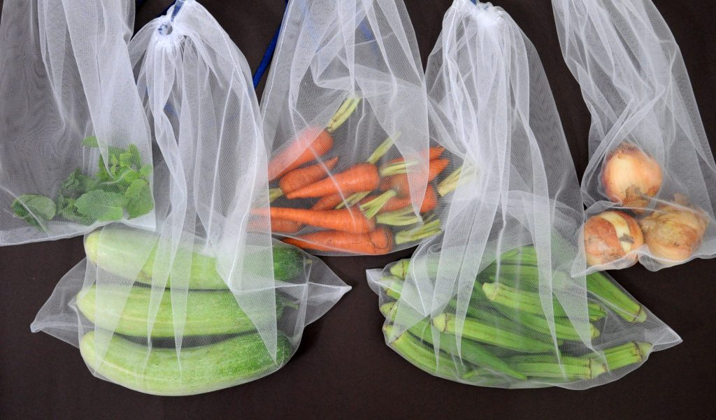 Reusable Produce Bags: Our Next Step in Waste Reduction